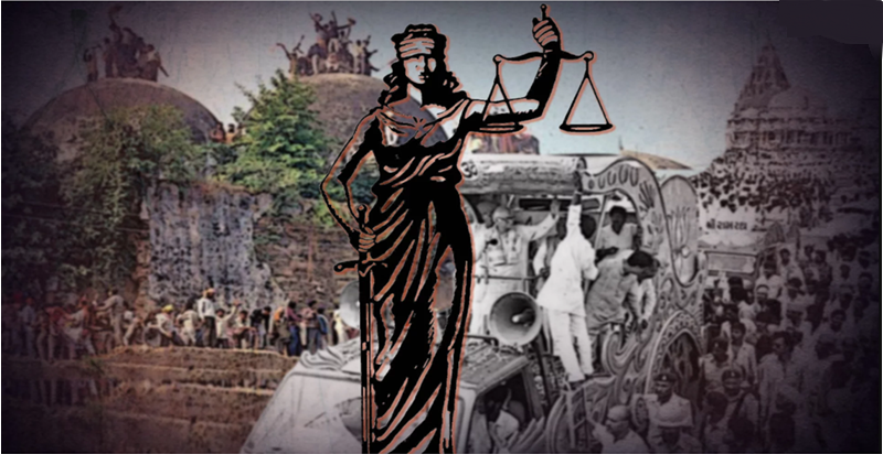 COURT VERDICT ON AYODHYA – BABRI MASJID CASE